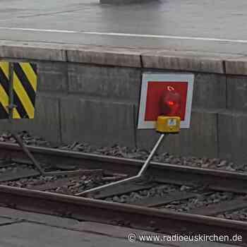 Bahnstrecke zwischen Euskirchen und Meckenheim wird gesperrt - radioeuskirchen.de