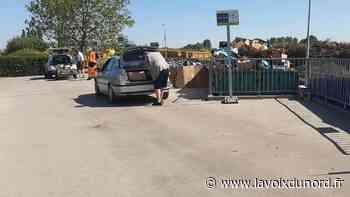 Wormhout: les déchetteries du SIROM accessibles sans restrictions dès lundi - La Voix du Nord
