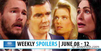 The Bold and the Beautiful Spoilers: Love Wars, Fashion Faux Pas, and Devious Plots - Soap Hub