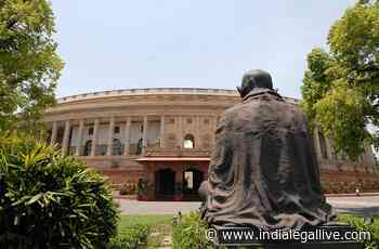 PAs Of Members Of Parliament Are Restricted Inside The House - India Legal
