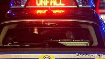Drei Verletzte bei Auffahrunfall in Hagenow - DIE WELT