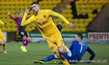 Livingston want £2m for striker Lyndon Dykes as Celtic and Rangers lead the hunt for in-demand star