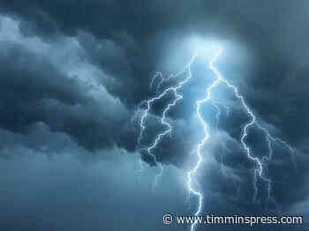 Severe thunderstorm watch issued - Timmins Press