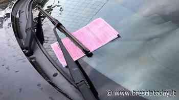 Roncadelle: parcheggio selvaggio dietro a Elnòs, 743 multe in un anno - BresciaToday