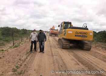 Governo deslancha construção de aeródromo de Senhor do Bonfim - Jornal da Mídia