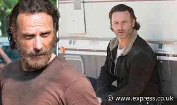 The Walking Dead plot hole: Series pilot error in Rick Grimes flashback scene exposed - Express.co.uk
