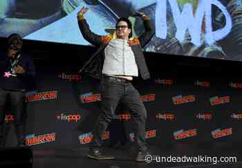 The Walking Dead star Josh McDermitt celebrates his birthday - Undead Walking