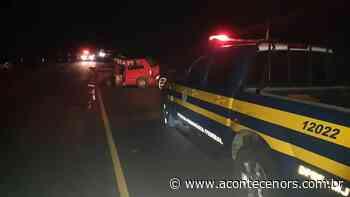PRF atende acidente com óbito em Santana do Livramento - Acontece no RS