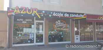 Marignier / Cluses : les auto-écoles ont repris les cours dans des conditions particulières - Radio Mont Blanc