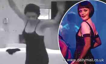 Catherine Zeta-Jones showcases her incredible tap dancing skills in throwback video - Daily Mail