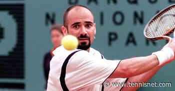 French Open: Als Andre Agassi sich ohne Unterhose zum Paris-Titel kämpfte - tennisnet.com
