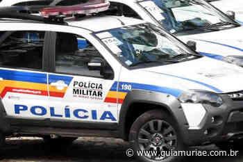 Casal é preso após roubo em praça de Cataguases - Guia Muriaé
