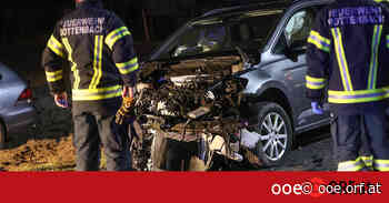 chronik: Drei Verletzte bei Unfall in Rottenbach - ORF.at