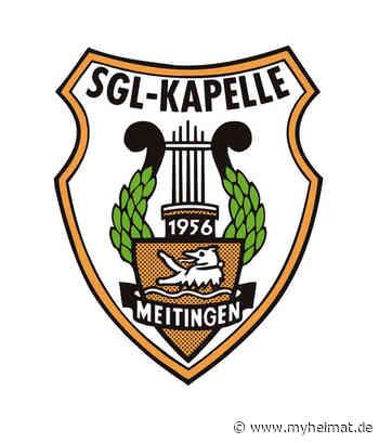 """""""Schnupperunterricht"""" bei der SGL-Kapelle - Meitingen - myheimat.de - myheimat.de"""