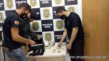 Polícia Civil realiza operação de combate ao tráfico de drogas em Turvo - Engeplus