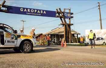 Garopaba terá barreira sanitária na próxima semana em função do coronavírus | NSC Total - NSC Total