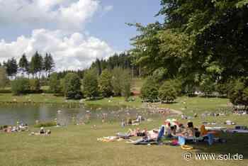 Strandbad in Losheim am See eröffnet in der kommenden Woche - sol.de