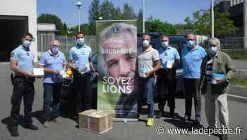 Castanet-Tolosan. Lions : leur action pendant la crise sanitaire - ladepeche.fr