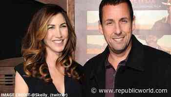 Adam Sandlers wife Jackie supports various social causes; Know more about the actor - Republic World - Republic World