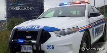 Vehicle and Building Damaged in Corner Brook Collision - VOCM