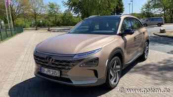 Hyundai Nexo: Wasserdampf im Rückspiegel - Golem.de - Golem.de