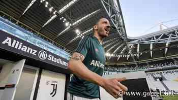 """Bonucci: """"La Juve c'è, Ronaldo super atleta. E che sorpresa Sarri... è unico"""""""