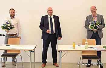 Kamhuber und Peterlunger bleiben Zweiter und Dritter Bürgermeister - Passauer Neue Presse