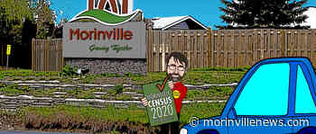 Town taking cartoonish approach to completing the census - MorinvilleNews.com
