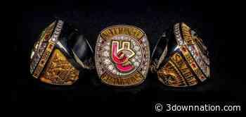 University of Calgary Dinos unveil 2019 Vanier Cup championship rings - 3downnation.com