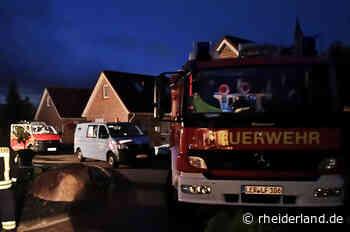 Feuerwehr Bunde im Einsatz wegen Wasserschaden - Rheiderland Zeitung