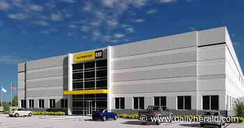 Caterpillar sale, repair center planned for East Dundee