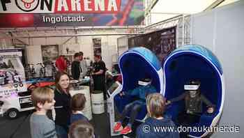 Manching: Die einzige in der ganzen Region - Die Planungen laufen auf Hochtouren: Gewerbemesse Manching soll Mitte Oktober stattfinden - donaukurier.de