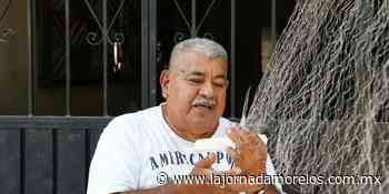 Así se sustenta don Evaristo Quevedo en Puente de Ixtla - La Jornada Morelos