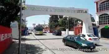 Habitantes continúan regalando despensas en Puente de Ixtla - La Jornada Morelos