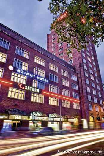 Jetzt günstig buchen! Köln, Deutschland - AZIMUT Hotel Cologne ☀️Sommer 2020 - breitengrad53.de