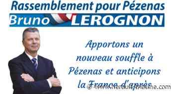 PEZENAS - Le Pezenas d'après avec Bruno LEROGNON - Hérault-Tribune