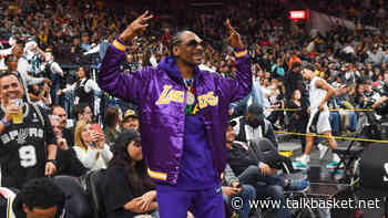Snoop Dogg: Orlando is the 'trip to bring home that chip' for the Lakers - TalkBasket.net