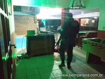 Guarda Municipal acaba com 'rave' clandestina em zona rural de Quatro Barras - Bem Paraná