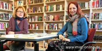 Nur jeweils sieben Besucher erlaubt - Gemeindebibliothek Stahnsdorf öffnet wieder - Märkische Allgemeine Zeitung