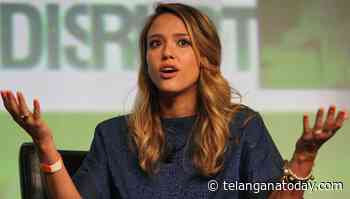 Jessica Alba bonds with kids via TikTok - Telangana Today