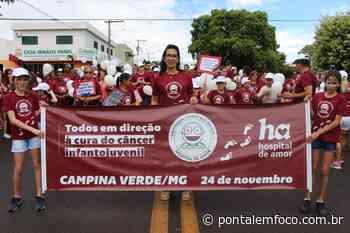 Caminhada Passos Que Salvam 2019 é Sucesso em Campina Verde - pontalemfoco.com.br