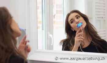 UV-Zahnschienen versprechen weissere Zähne – doch was taugen die Gadgets wirklich? - Aargauer Zeitung