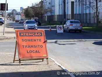 Avenida Santos Dumont estará fechada a partir desta quarta-feira - Engeplus