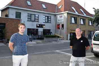 Schepen Jan Lievens zorgt voor extra terrasruimte voor de horeca - Het Nieuwsblad