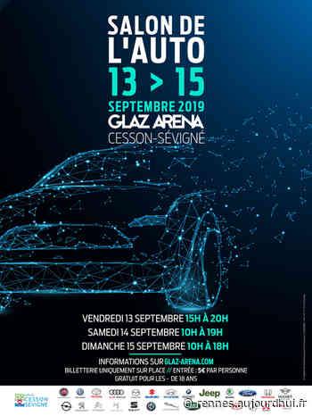 Salon de l'Auto - GLAZ ARENA , Cesson Sevigne, 35510 - Le Parisien Etudiant