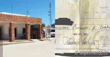 En Ariguaní, exalcalde se fue debiendo y el actual no paga las deudas pasadas - Seguimiento.co