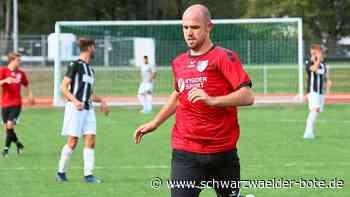 Fußball: SV Rangendingen verzichtet auf die Landesliga - Fußball - Schwarzwälder Bote