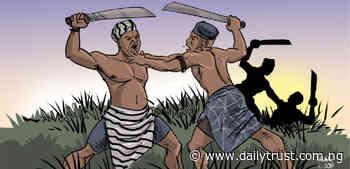 Tiv/ Jukun trades blame over killing of 8 Fulani in Wukari – Daily Trust - Daily Trust