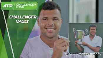 Challenger Vault: Jo-Wilfried Tsonga | Video Search Results - ATP Tour