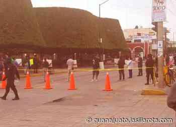 En Romita llevan 10 días en cuarentena y comerciantes se manifiestan - La Silla Rota